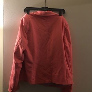 Lane Bryant Jackets & Coats - Pink Plus Size Blazer- only worn twice